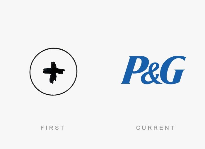 Логотип Procter And Gamble