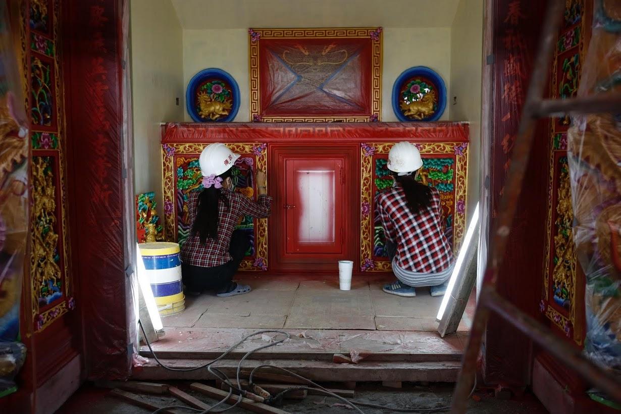 Завод по постройке храмов