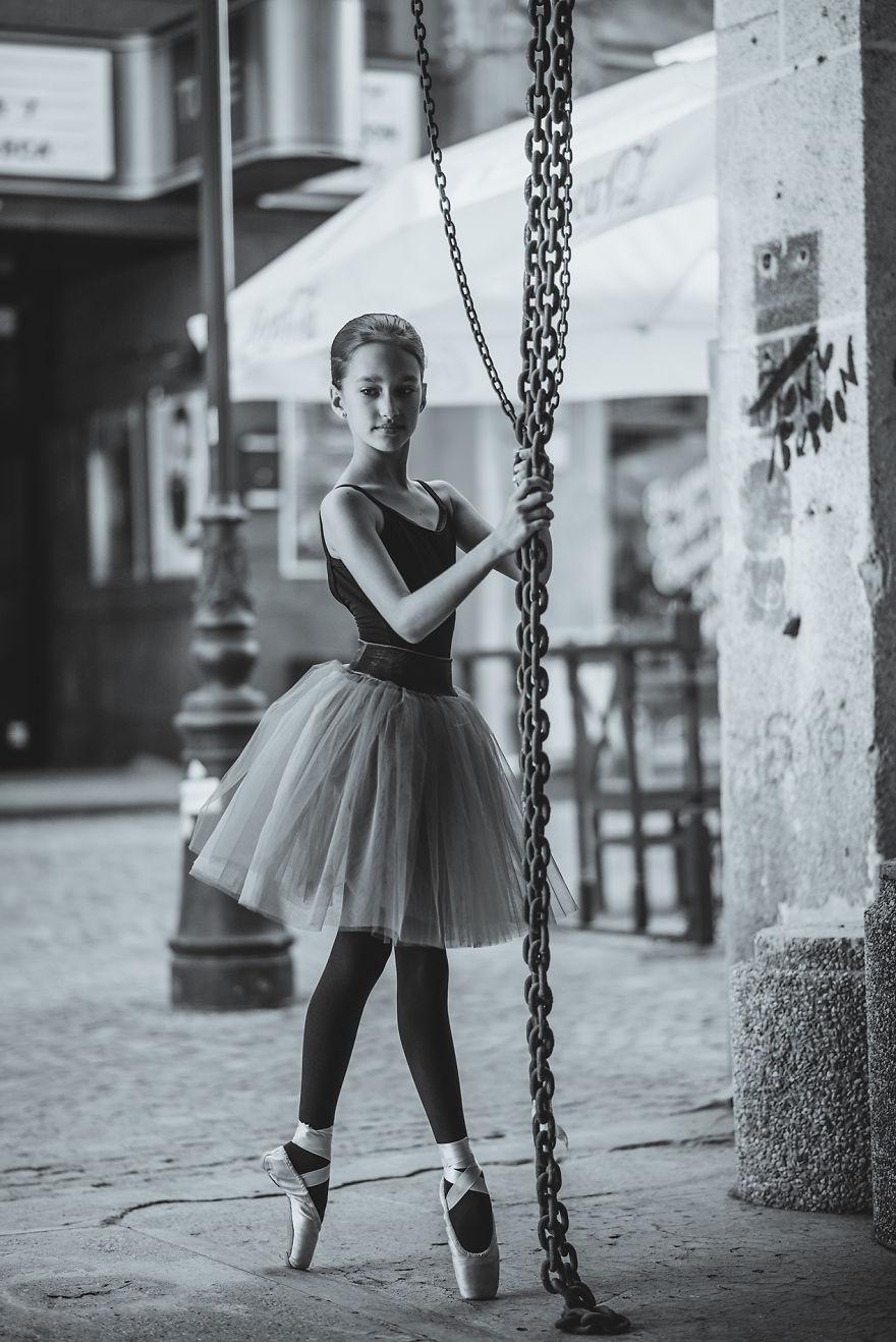 Фото юных балерин 12 фотография