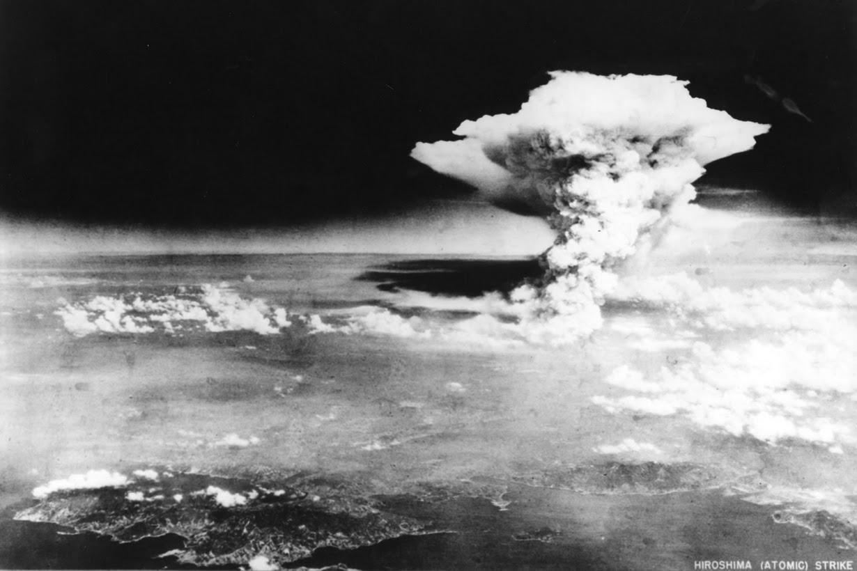 atomic bomb response paper