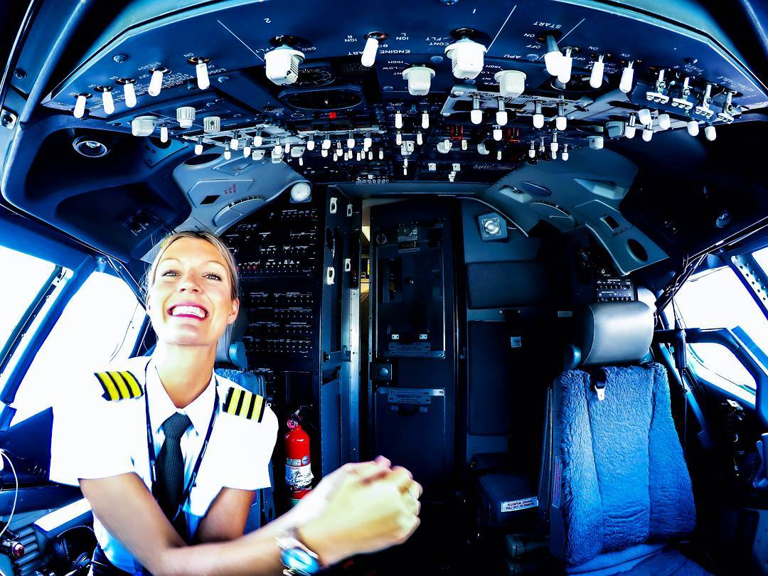 Female airline pilots photos Airline Pilot Guy Aviation Podcast