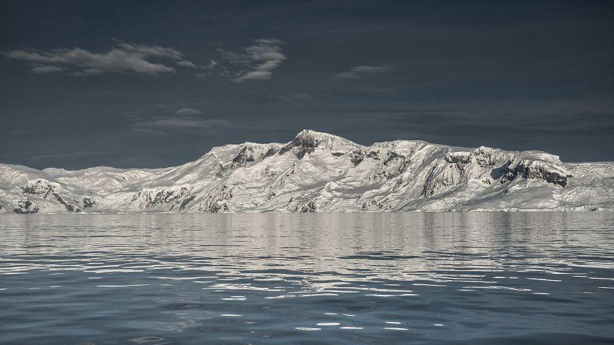 Красивейшие фотографии Антарктиды