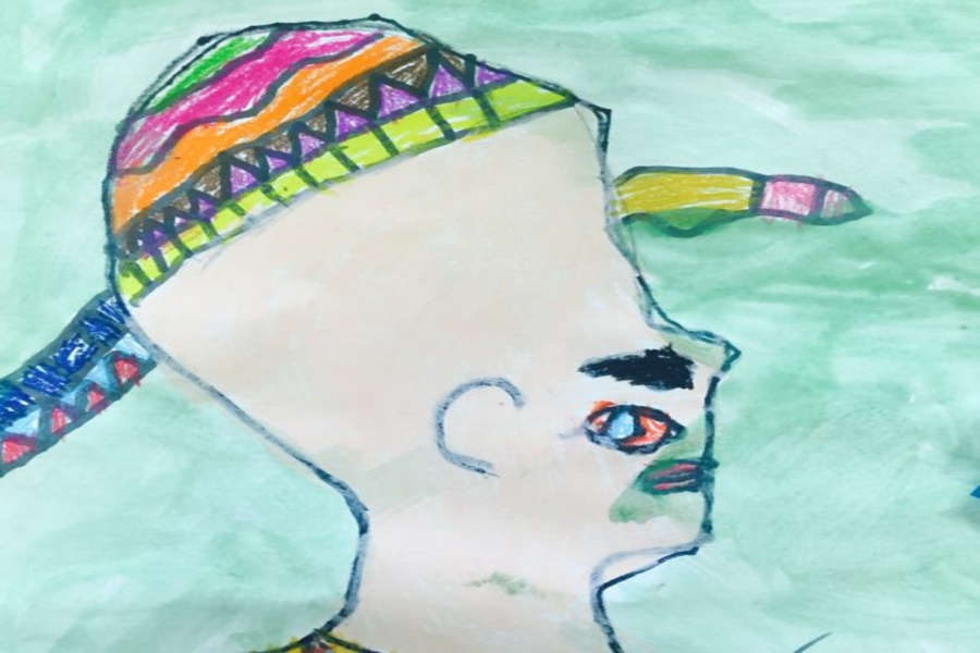 детские рисунки картинки